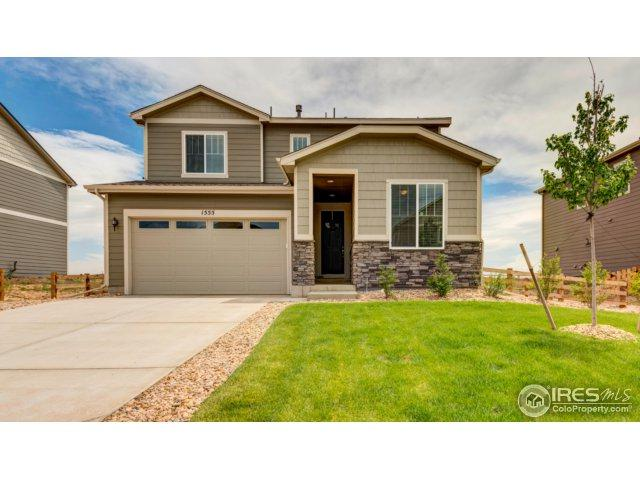 1555 Brolien Dr, Windsor, CO 80550 (MLS #824006) :: 8z Real Estate