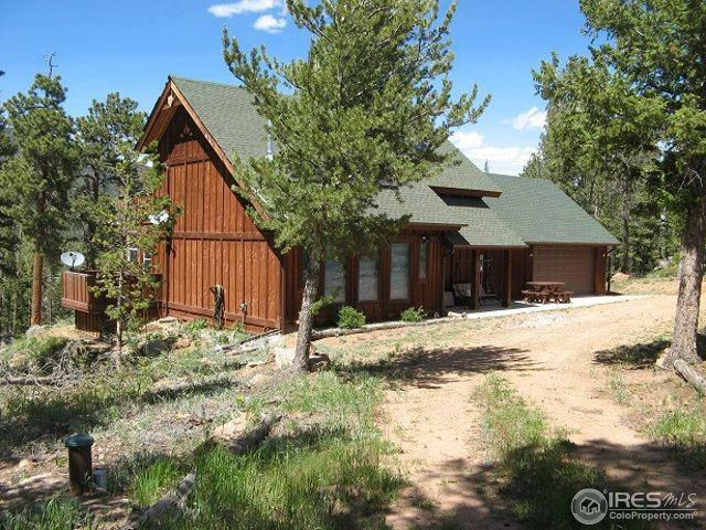 52 Scioto Ct, Red Feather Lakes, CO 80545 (MLS #824022) :: Kittle Real Estate