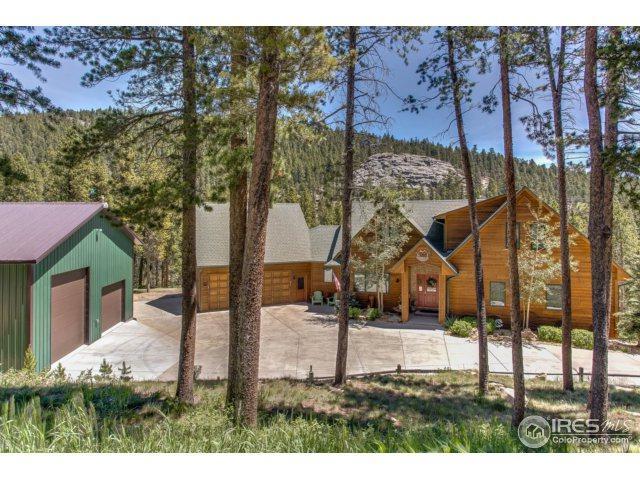 34605 Stanton Dr, Golden, CO 80403 (#824031) :: The Peak Properties Group