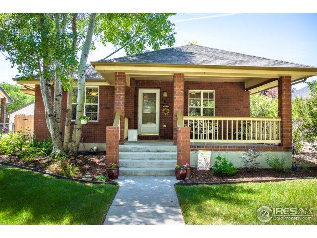 307 E Michigan Ave, Berthoud, CO 80513 (MLS #824073) :: Kittle Real Estate