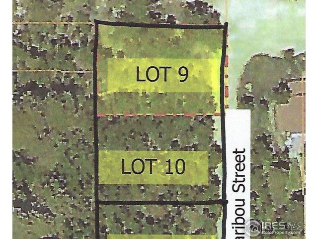 0 S Caribou St Lot 9-10, Nederland, CO 80466 (MLS #824076) :: 8z Real Estate