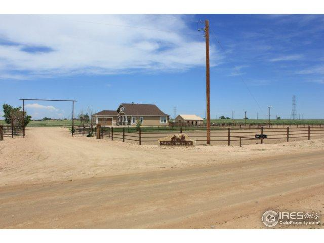 14757 County Road 26, Fort Lupton, CO 80621 (MLS #824086) :: 8z Real Estate