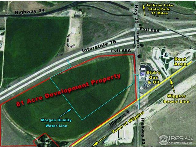 Us Highway 6, Wiggins, CO 80654 (MLS #824124) :: 8z Real Estate