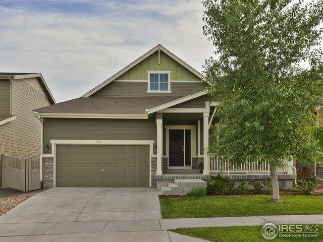 1339 Armstrong Dr, Longmont, CO 80504 (MLS #824127) :: 8z Real Estate
