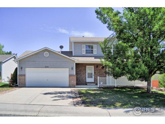 2021 Parkwood Dr, Johnstown, CO 80534 (MLS #824148) :: Kittle Real Estate