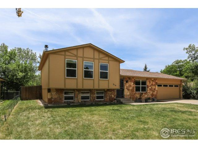 216 22nd St, Loveland, CO 80537 (#824155) :: The Peak Properties Group