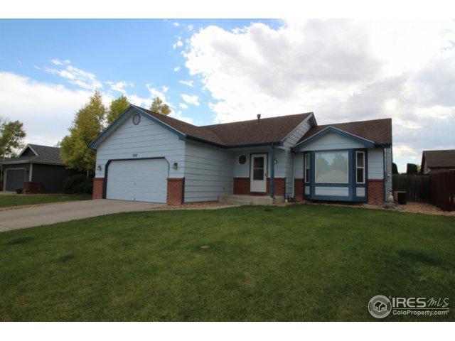 308 Medinah Ave, Johnstown, CO 80534 (MLS #824160) :: Kittle Real Estate