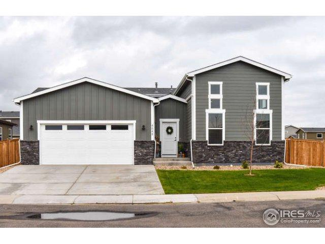 4548 Ingalls Dr, Wellington, CO 80549 (MLS #824176) :: The Daniels Group at Remax Alliance