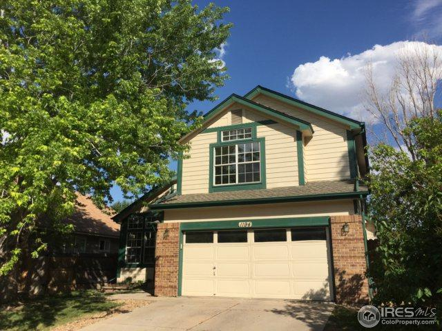 1194 W 132nd Pl, Westminster, CO 80234 (#824198) :: The Peak Properties Group