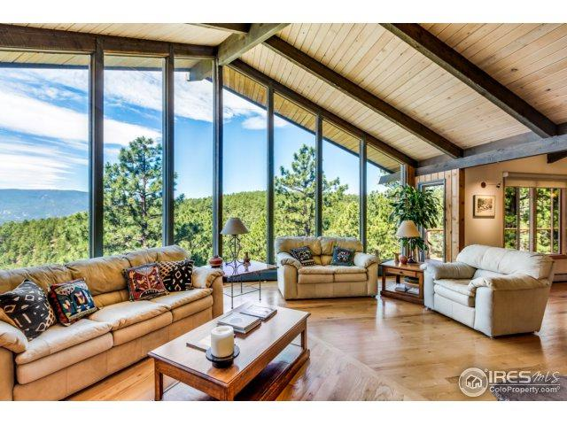 60 Hawk Ln, Boulder, CO 80304 (#824223) :: The Peak Properties Group