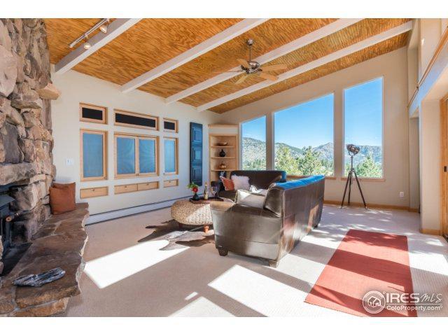 49 Cliffhanger Dr, Boulder, CO 80302 (#824225) :: The Peak Properties Group