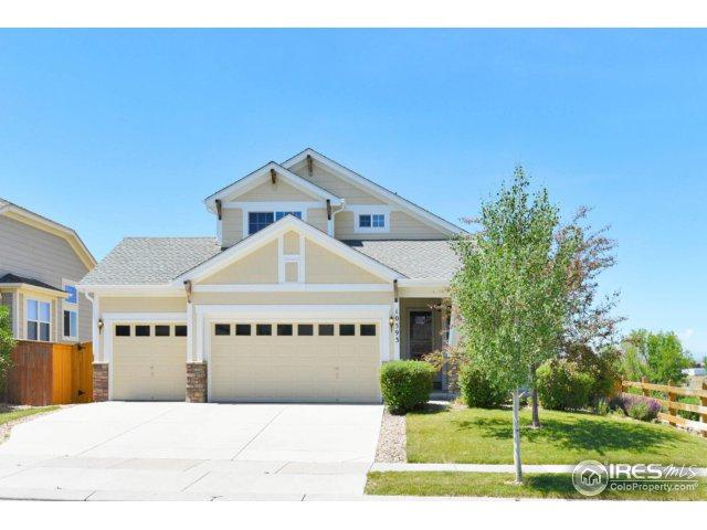 10593 Joplin St, Commerce City, CO 80022 (#824226) :: The Peak Properties Group
