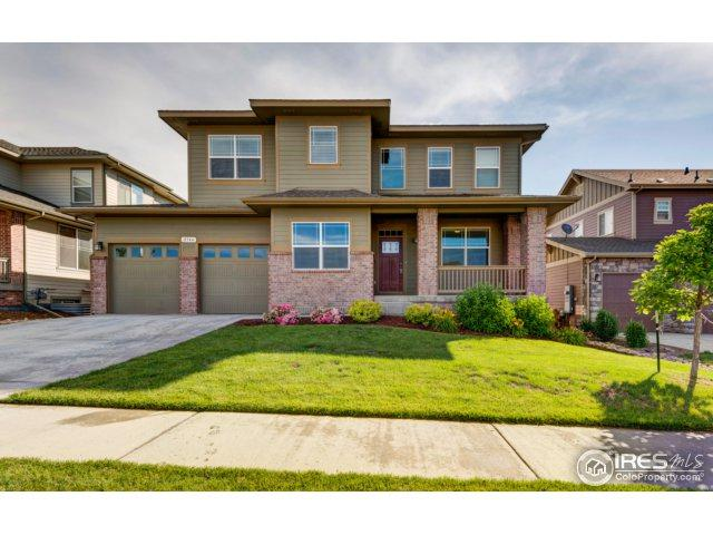 2144 Yearling Dr, Fort Collins, CO 80525 (#824229) :: The Peak Properties Group