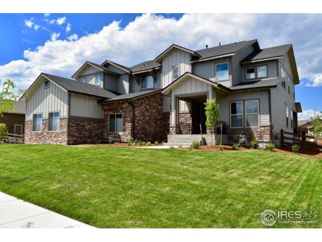 2938 Sunset View Dr, Fort Collins, CO 80528 (#824232) :: The Peak Properties Group