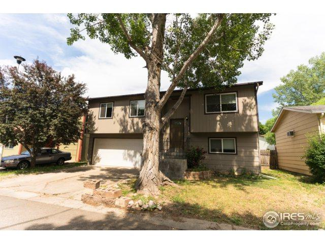 804 Countryside Dr, Fort Collins, CO 80524 (MLS #824243) :: 8z Real Estate