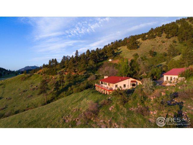 5880 Olde Stage Rd, Boulder, CO 80302 (MLS #824252) :: 8z Real Estate