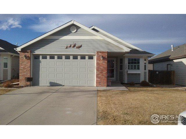 1757 Suntide Dr, Johnstown, CO 80534 (MLS #824253) :: Kittle Real Estate