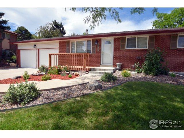 6913 W 71st Pl, Arvada, CO 80003 (MLS #824257) :: 8z Real Estate