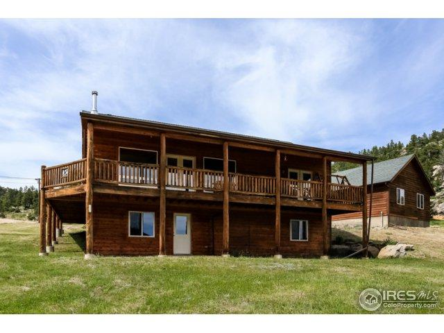 38 Meadowview Dr, Estes Park, CO 80517 (MLS #824267) :: 8z Real Estate