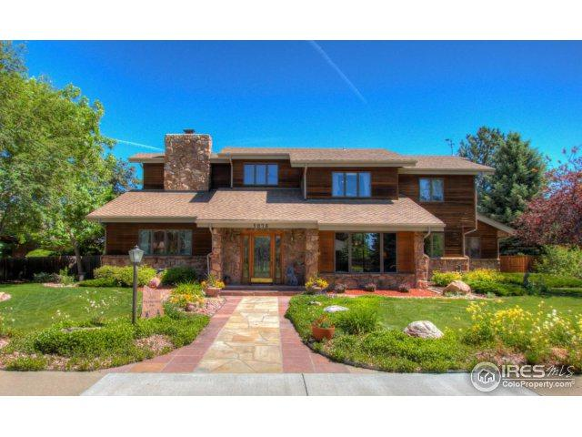 1075 W Choke Cherry Dr, Louisville, CO 80027 (MLS #824282) :: 8z Real Estate