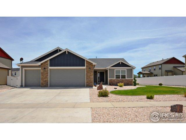 717 Ponderosa Dr, Severance, CO 80550 (MLS #824284) :: The Daniels Group at Remax Alliance