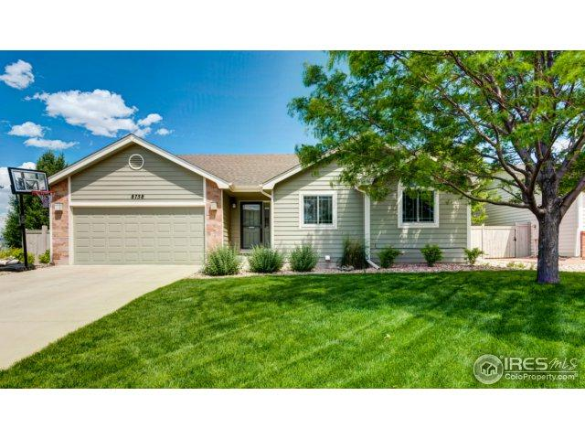 8758 Crossfire Dr, Wellington, CO 80549 (MLS #824286) :: Kittle Real Estate