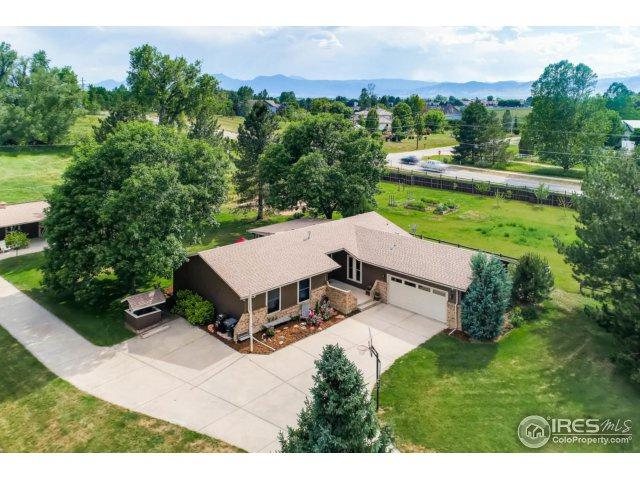 7922 Meadowlake Rd, Niwot, CO 80503 (MLS #824297) :: 8z Real Estate