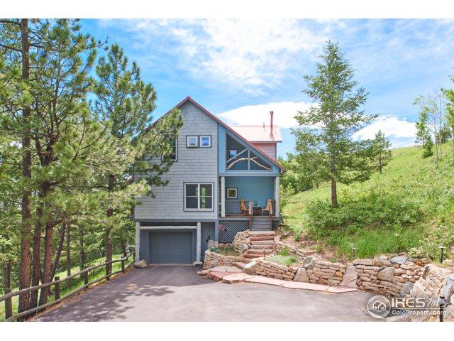 2875 Sugarloaf Rd, Boulder, CO 80302 (MLS #824322) :: 8z Real Estate
