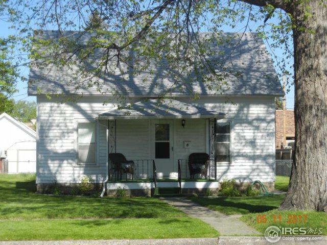 127 Cheyenne Ave, Eaton, CO 80615 (MLS #824331) :: 8z Real Estate