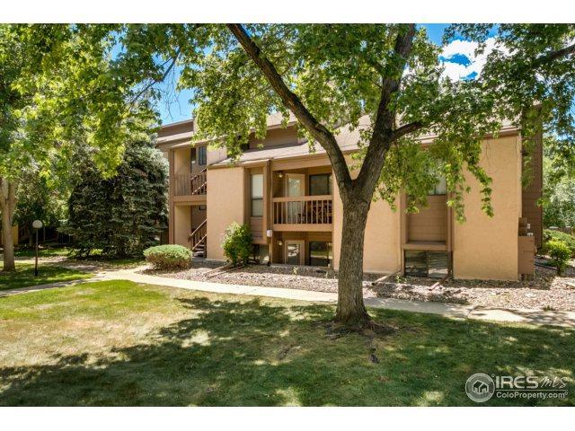 3515 28th St #101, Boulder, CO 80301 (MLS #824345) :: 8z Real Estate