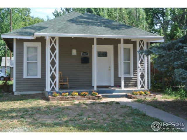 1303 E 1st St, Loveland, CO 80537 (#824382) :: The Peak Properties Group