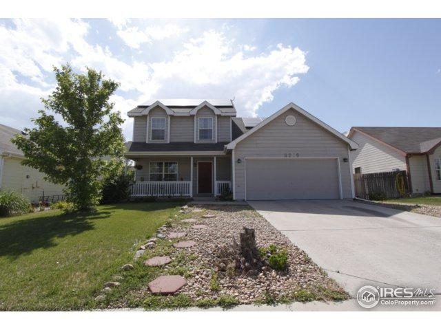 3219 Barclay Ct, Evans, CO 80620 (MLS #824384) :: Kittle Real Estate