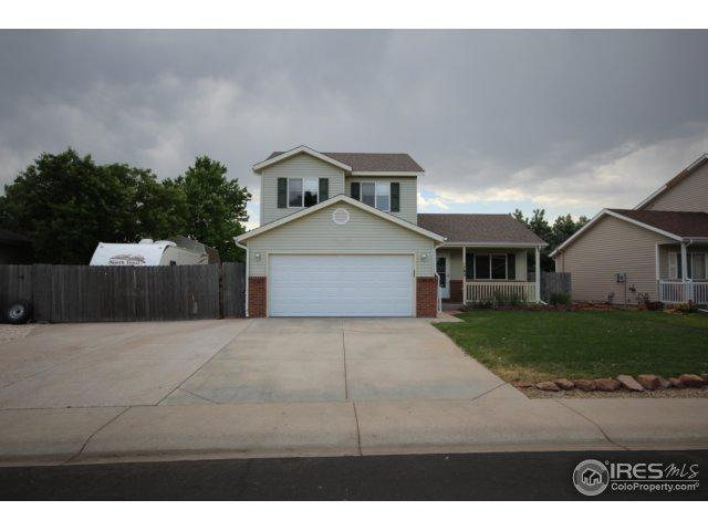 783 Ponderosa Dr, Windsor, CO 80550 (MLS #824390) :: Kittle Real Estate