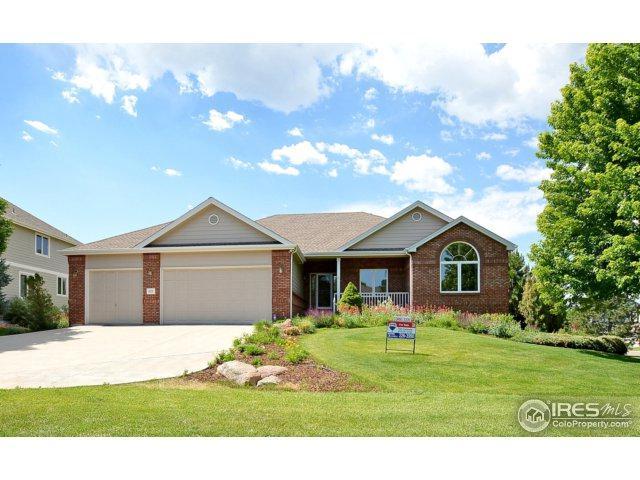 803 Southridge Greens Blvd, Fort Collins, CO 80525 (MLS #824398) :: 8z Real Estate