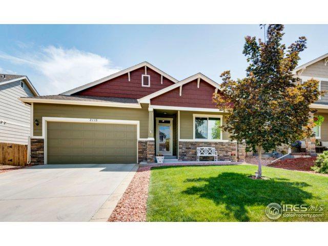 2115 Blue Wing Dr, Johnstown, CO 80534 (MLS #824399) :: 8z Real Estate