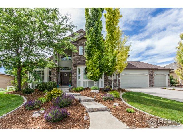 8367 Sand Dollar Dr, Windsor, CO 80528 (MLS #824400) :: Kittle Real Estate