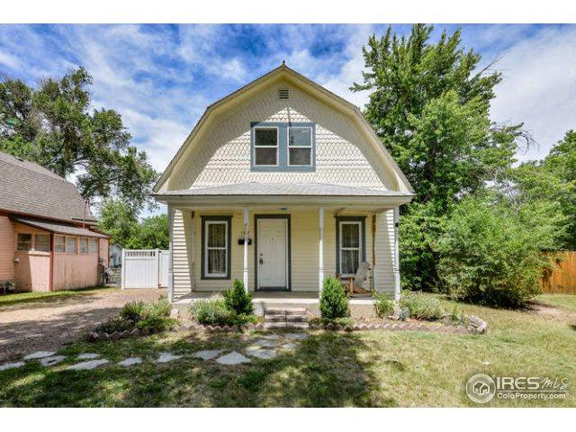 1317 13th St, Greeley, CO 80631 (MLS #824404) :: Kittle Real Estate