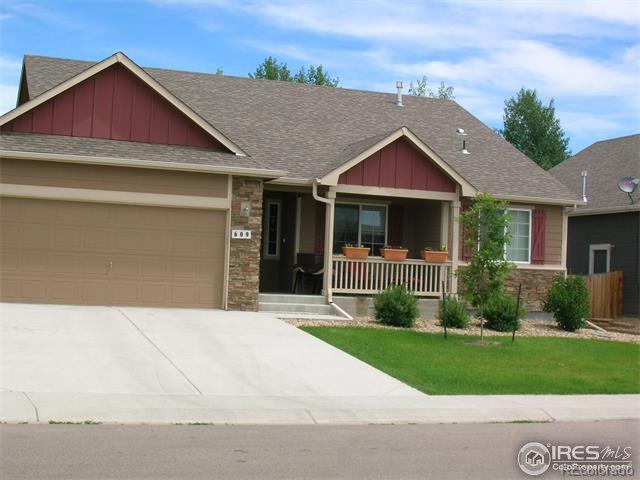 609 Dee Rd, Johnstown, CO 80534 (MLS #824406) :: 8z Real Estate