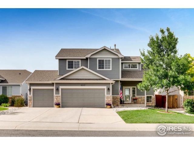 4337 Onyx Pl, Johnstown, CO 80534 (MLS #824408) :: Kittle Real Estate