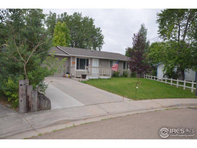 1840 Wintergreen Pl, Loveland, CO 80537 (MLS #824410) :: Kittle Real Estate