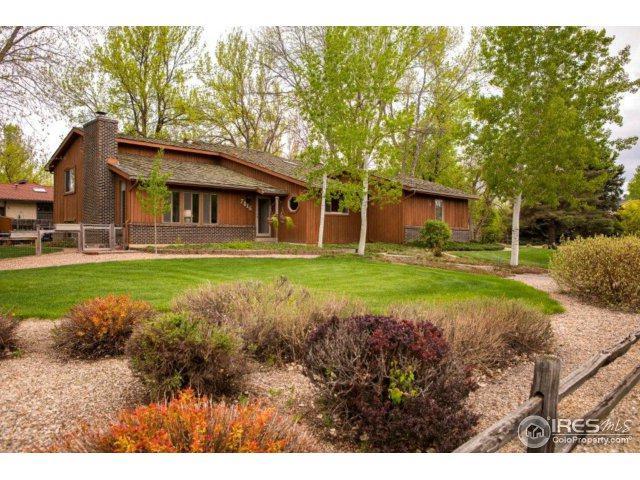 7816 Andrews Way, Boulder, CO 80303 (MLS #824414) :: 8z Real Estate