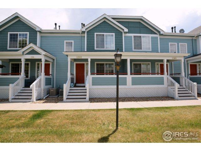 3660 W 25th St #1202, Greeley, CO 80634 (MLS #824418) :: Kittle Real Estate