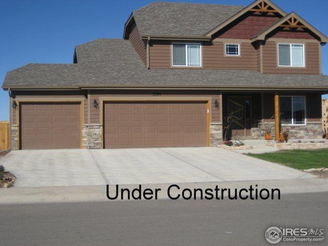 1355 Benjamin Dr, Eaton, CO 80615 (MLS #824419) :: 8z Real Estate