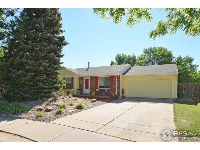 4056 Davidia Ct, Loveland, CO 80538 (MLS #824434) :: Kittle Real Estate