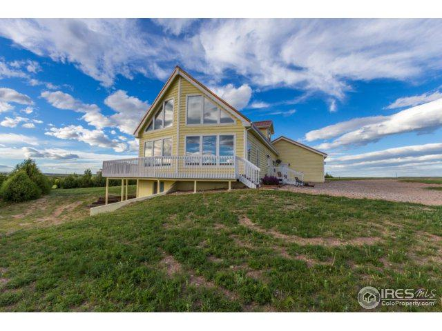 4595 E County Road 82, Wellington, CO 80549 (MLS #824435) :: 8z Real Estate