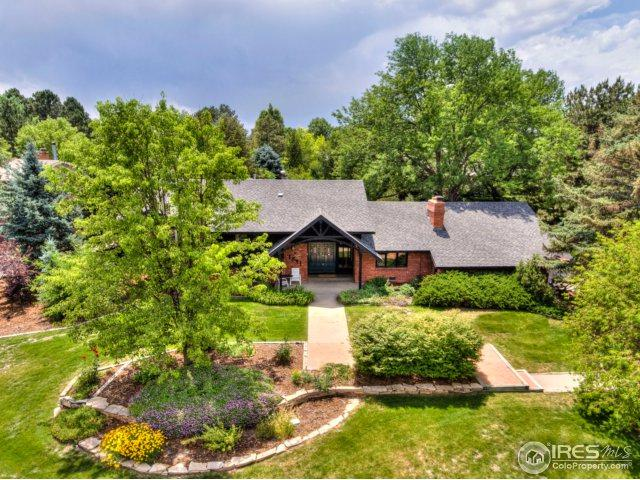 1841 Frontier Rd, Greeley, CO 80634 (MLS #824437) :: Kittle Real Estate