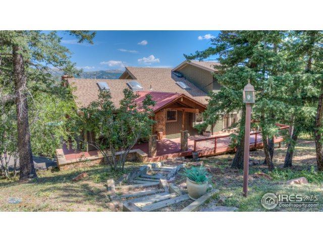 130 Tall Pine Ln, Boulder, CO 80302 (MLS #824439) :: 8z Real Estate