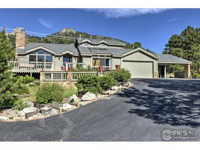 1411 Sunny Mead Ln, Estes Park, CO 80517 (MLS #824440) :: 8z Real Estate