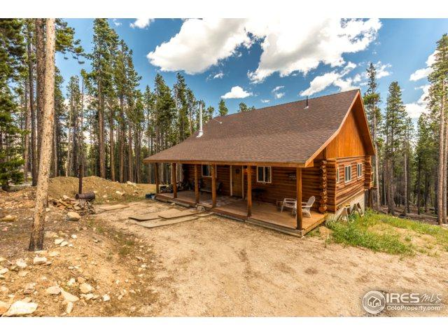 38 Ofo Ct, Red Feather Lakes, CO 80545 (MLS #824443) :: Kittle Real Estate