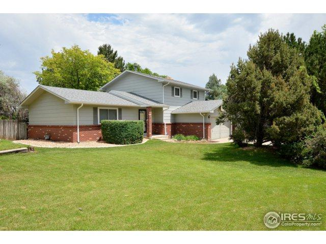 4109 W 13th St, Greeley, CO 80634 (MLS #824444) :: Kittle Real Estate